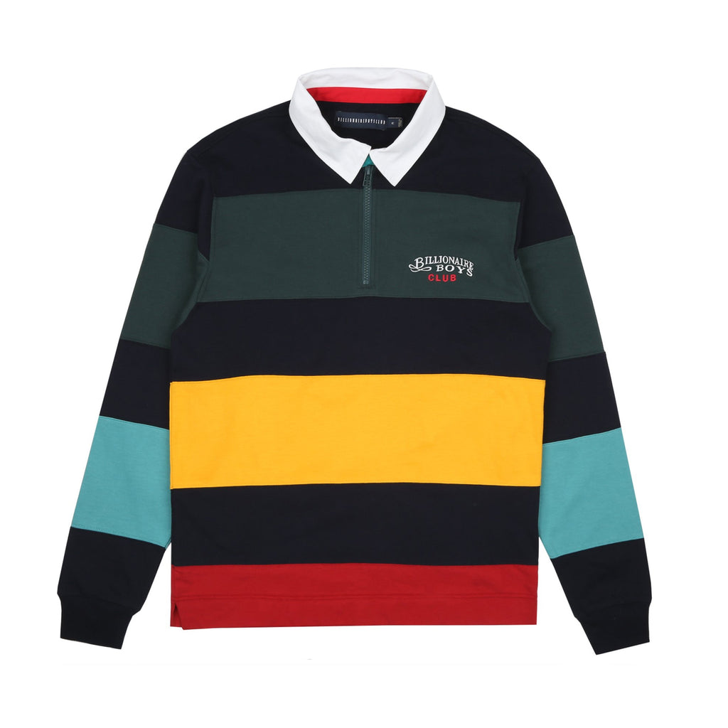 CUT & SEW RUGBY SHIRT
