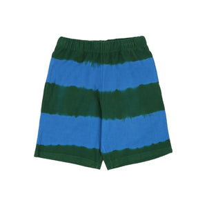 BLEACH STRIPED SHORT