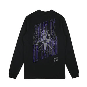 POINT OF NO RETURN L/S T-SHIRT