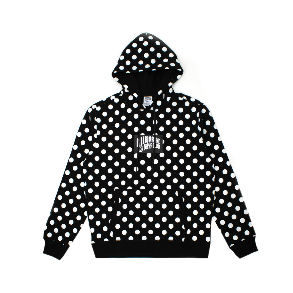 SPOTTED ARCH HOODIE