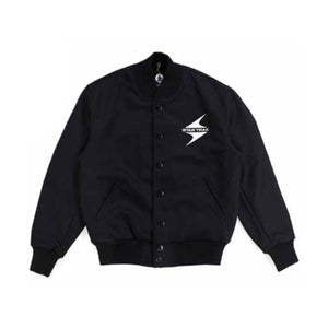 BILLIONAIRE BOYS CLUB X STAR TRAK VARSITY JACKET