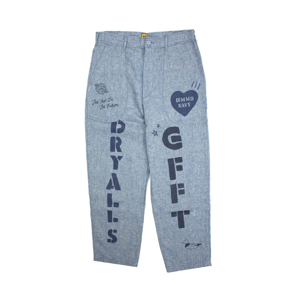 MARINE DECK PANTS