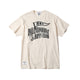 BILLIONAIRE BOYS CLUB X WIND AND SEA ASTRONAUT T-SHIRT / NATURAL / S