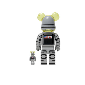 400% 100% BBC X NEIGHBORHOOD BE@RBRICK