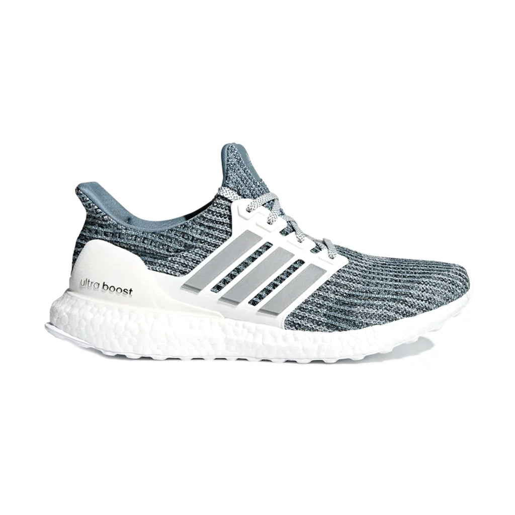 ULTRABOOST LTD WHITE/SILVER