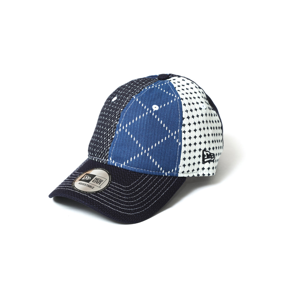 BBC x FDMTL NEW ERA PATCHWORK CAP