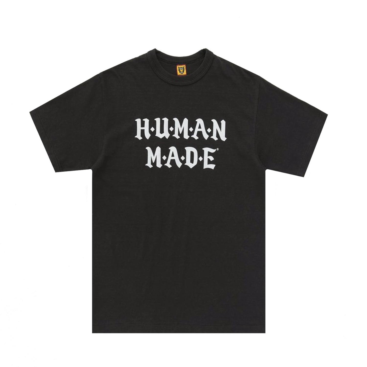 HM FLOCKED LOGO T-SHIRT