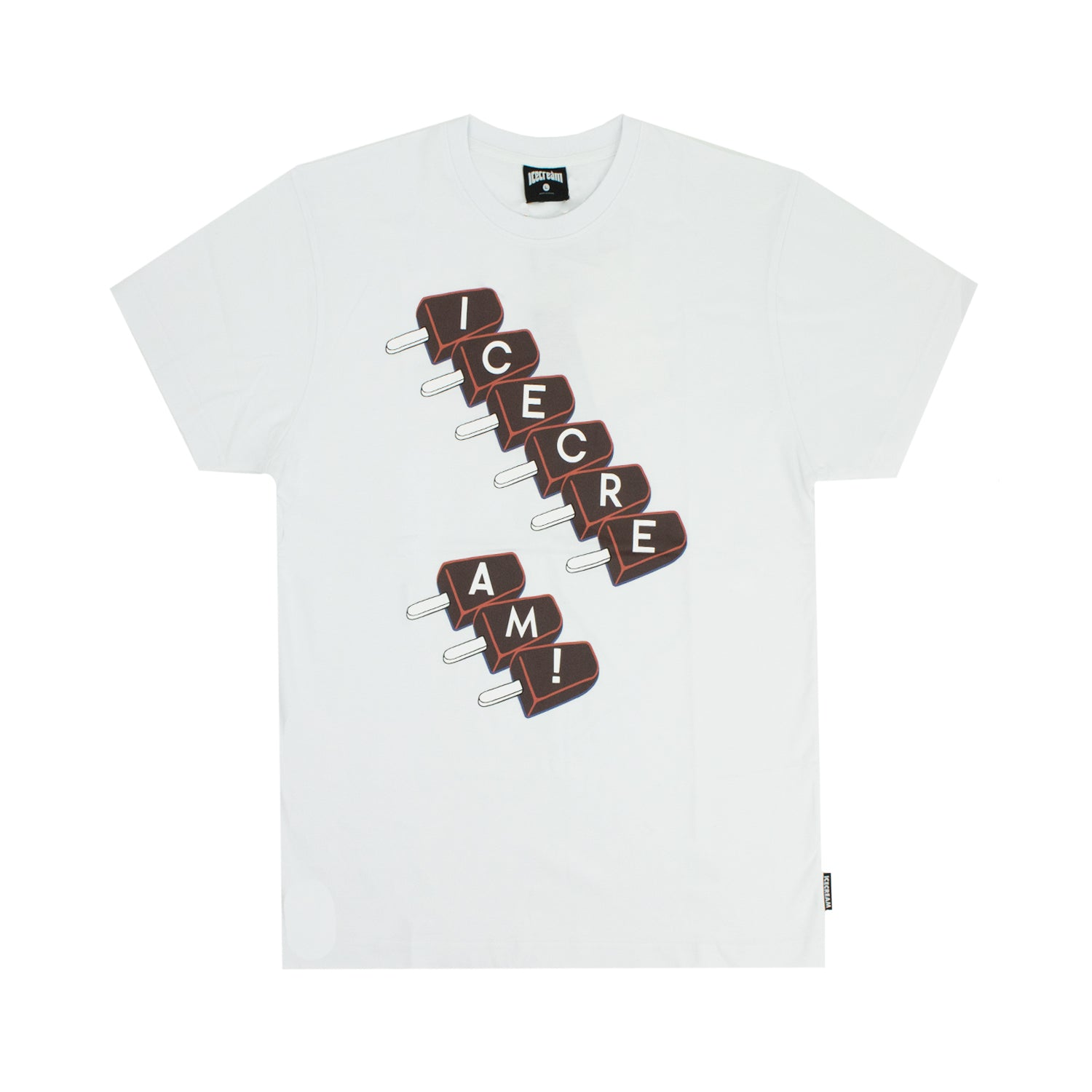 CHOCOLATE CHIP SS TEE