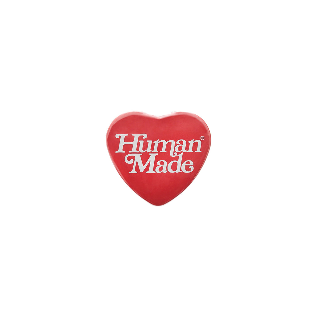 HUMAN MADE x GIRLS DON'T CRY HEART BADGE