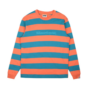 HEAVY STRIPED L/S T-SHIRT