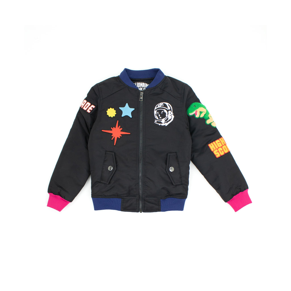 KIDS ARCADE CLUB JACKET