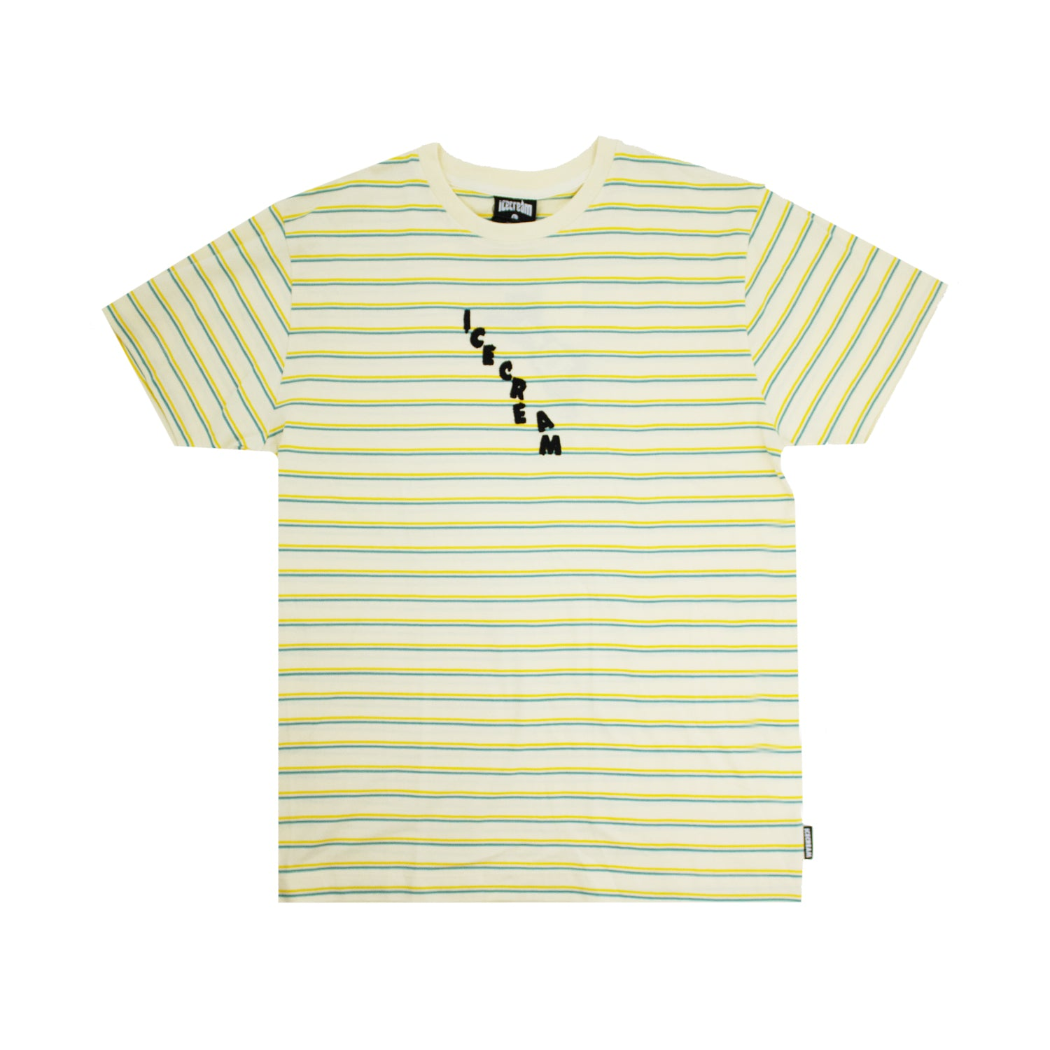 YIKES STRIPES SS KNIT