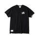 BILLIONAIRE BOYS CLUB X WIND AND SEA FLAG T-SHIRT / BLACK / S