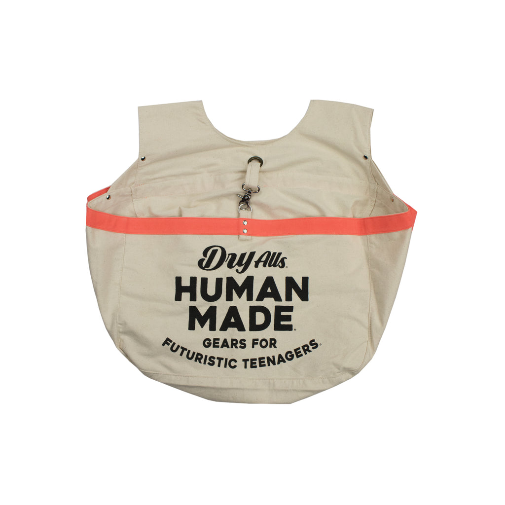 CANVAS PAPERBOY BIB BAG