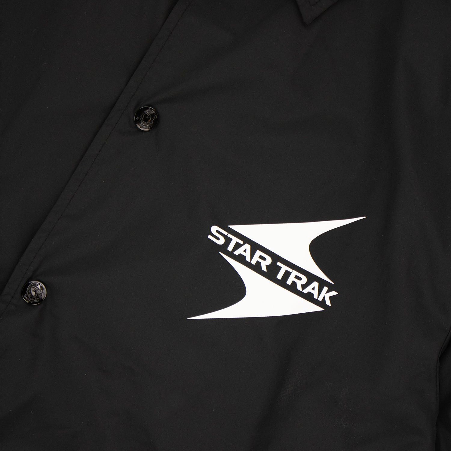 BILLIONAIRE BOYS CLUB X STAR TRAK COACH JACKET
