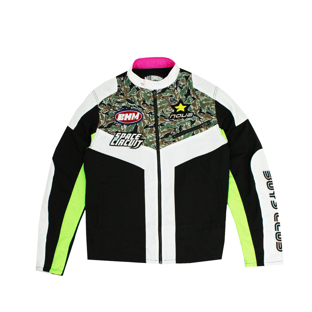 THROTTLE JACKET