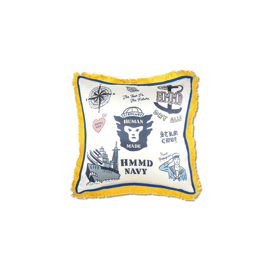 HMMD NAVY CUSHION