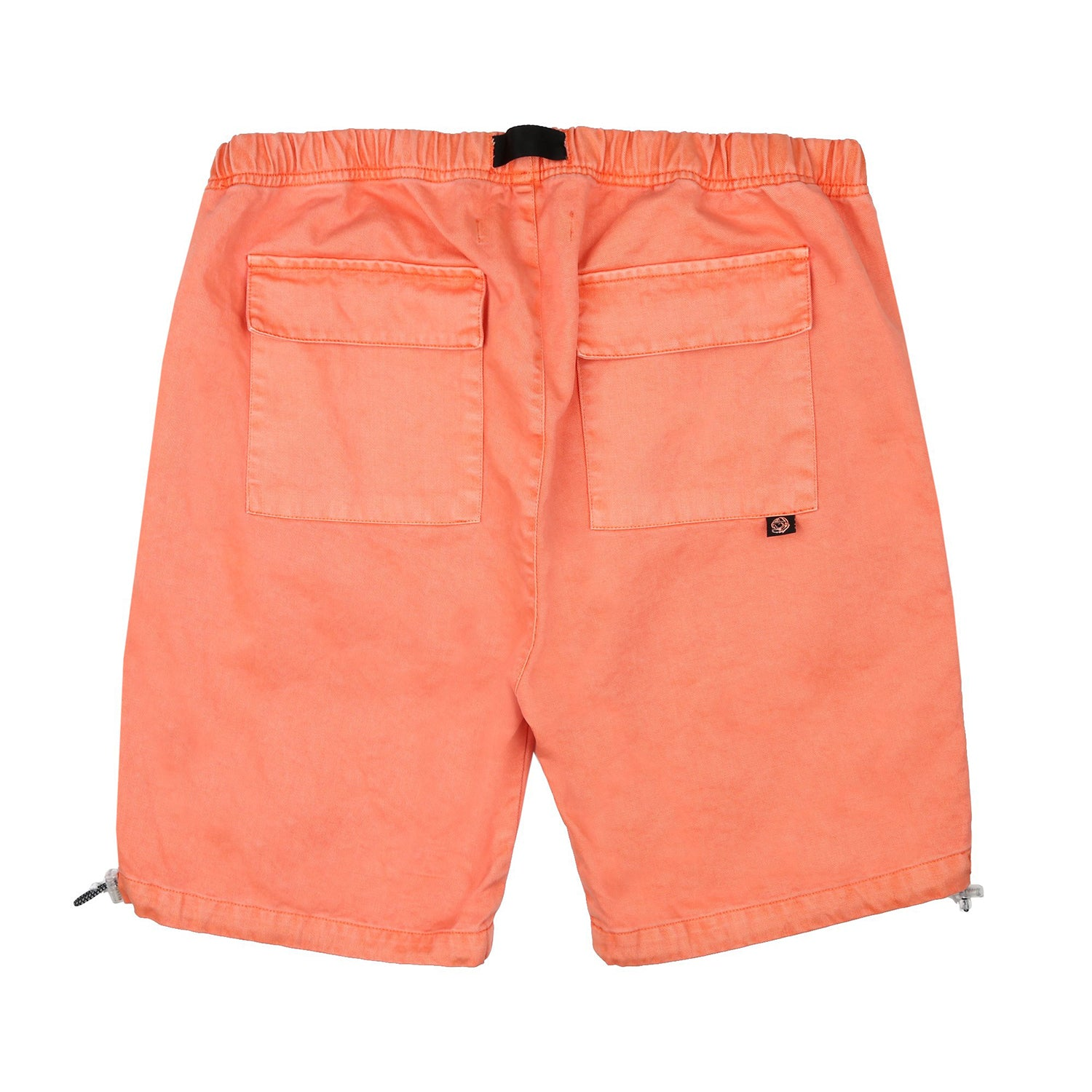 OVERDYED COTTON SHORTS