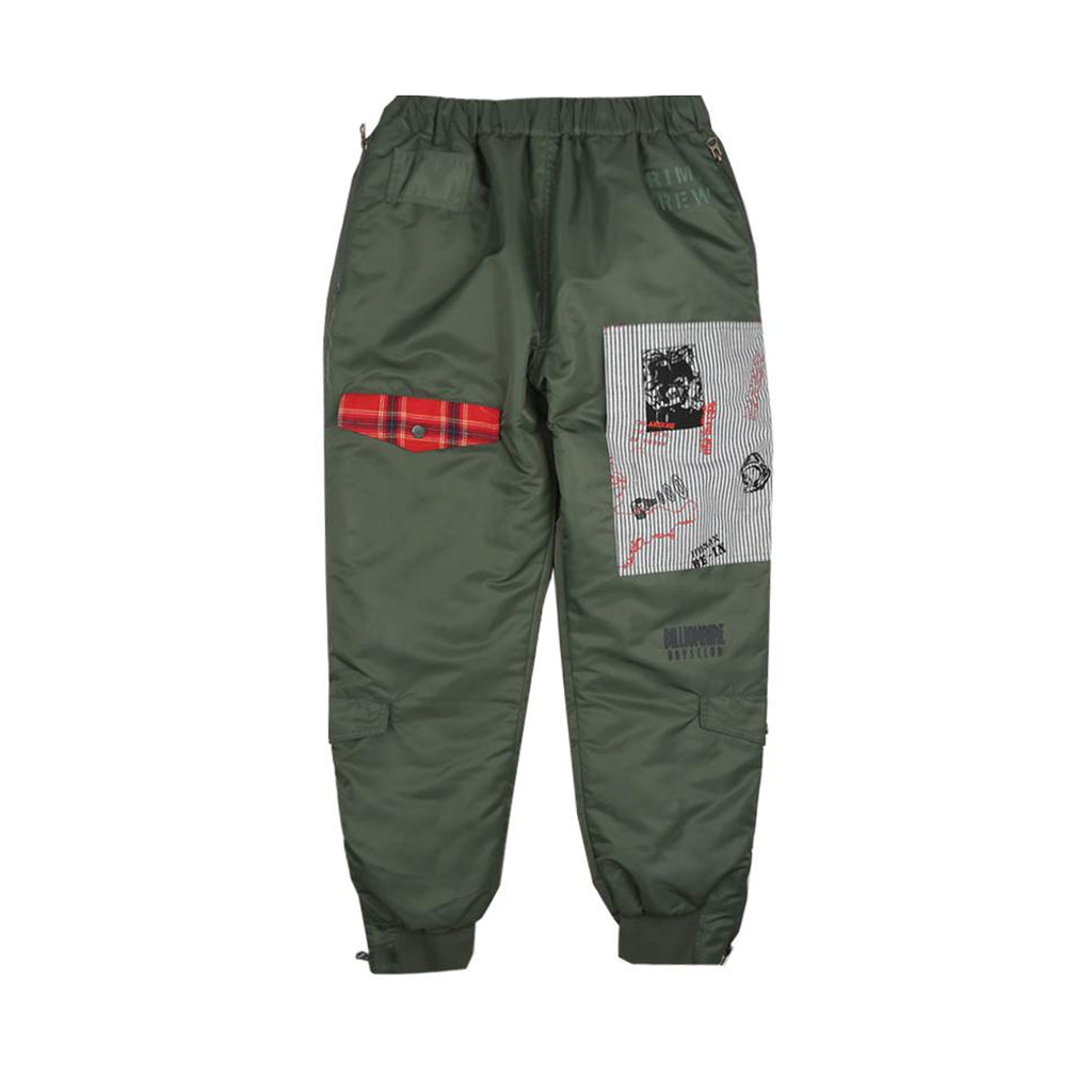 NYLON FLIGHT PANT