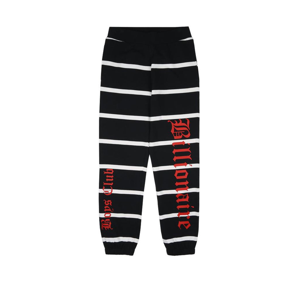 ALPHA OMEGA STRIPED SWEATPANT