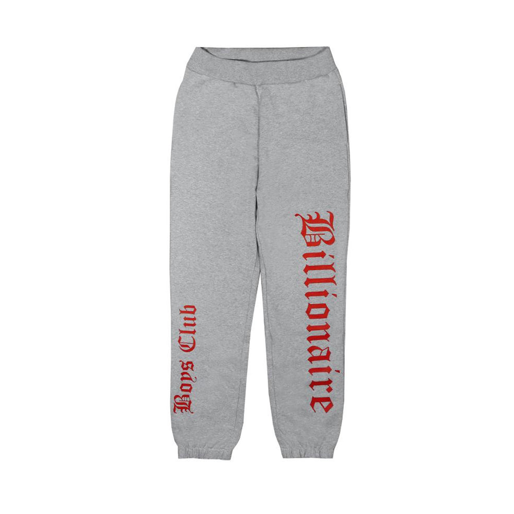 ALPHA OMEGA SWEATPANT H/GREY
