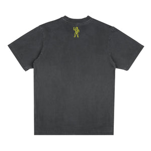 PIGMENT DYED FISH CAMO T-SHIRT