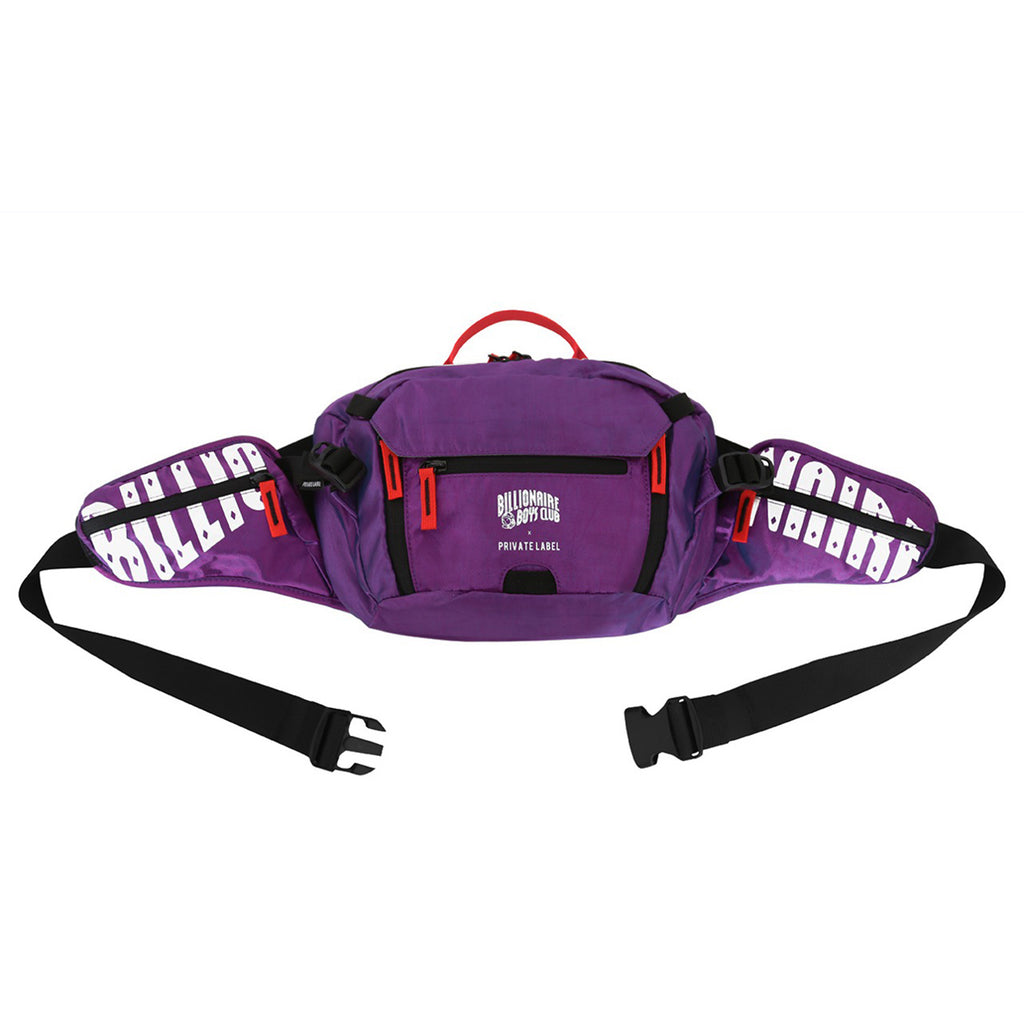 BBC X PRIVATE LABEL PURPLE SLING BAG