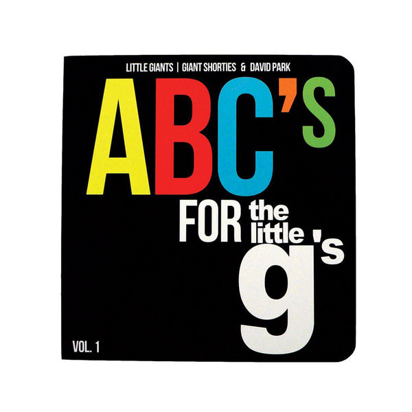 ABC's for the little g's Vol. 1