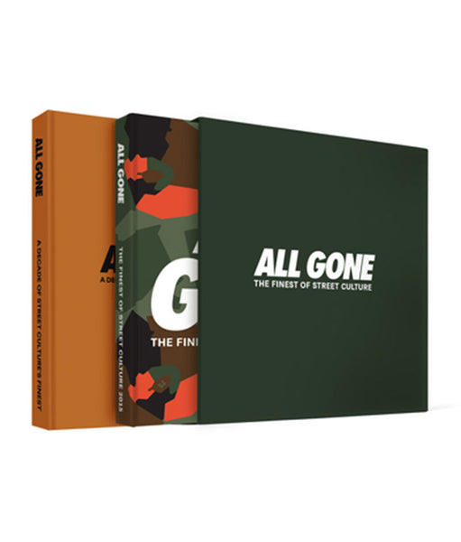 ALL GONE 2015 BOXSET
