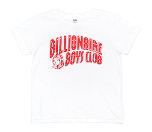Billionaire Boys Club KIDS ARCH LOGO SS TEE