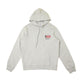 AUTO SHOP HOODIE / heather grey / S