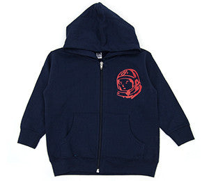 Billionaire Boys Club KIDS ASTRO ARCH ZIP HOODIE