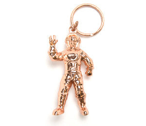 Billionaire Boys Club Astronaut Keychain ROSE GOLD