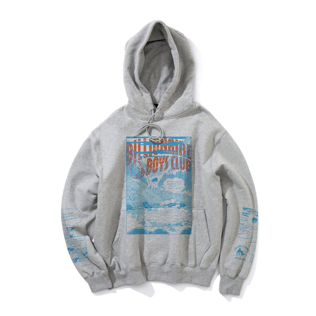 BILLIONAIRE BOYS CLUB ASTRO BOY HOODIE