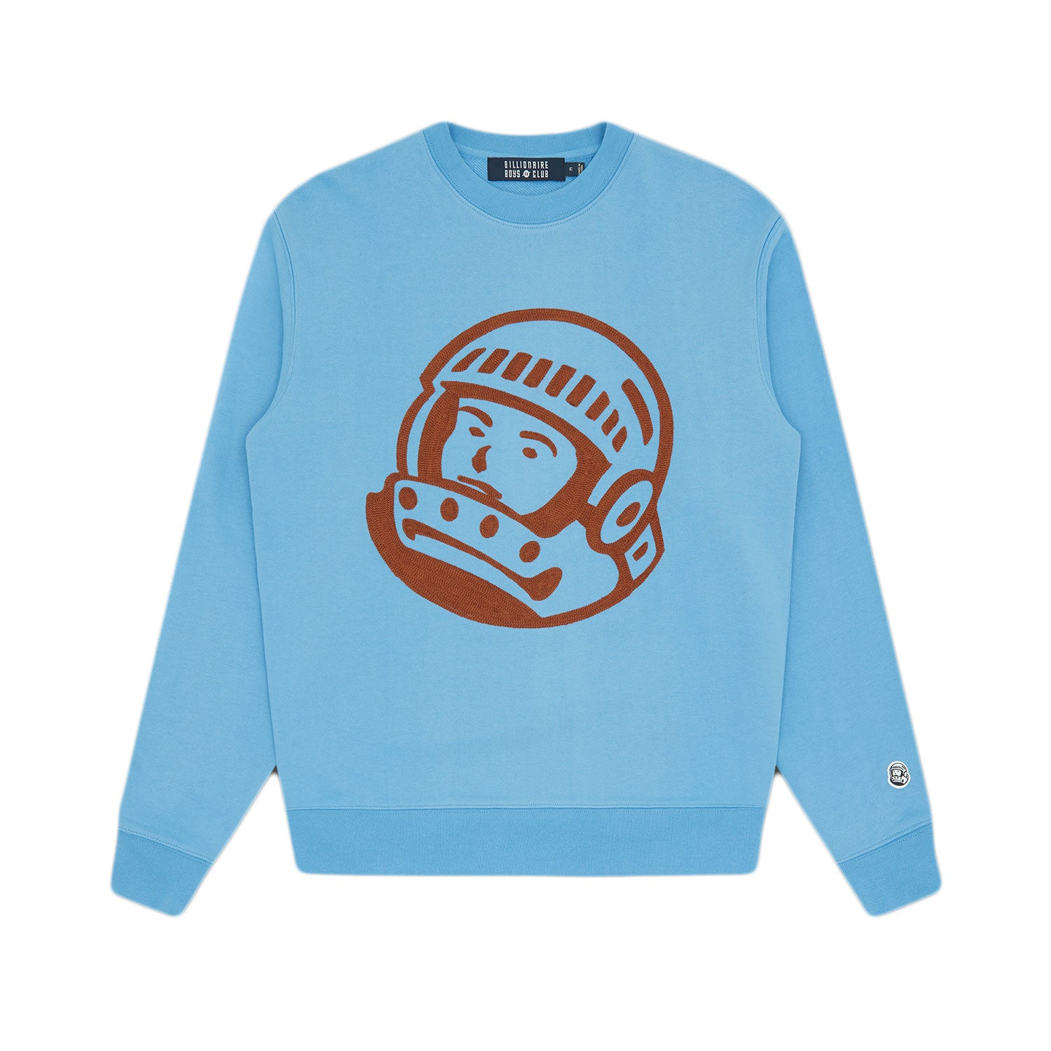 ASTRO EMBROIDERED CREWNECK