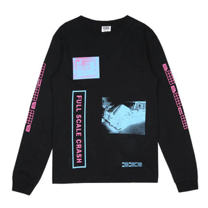 FULL SCALE CRASH LS T-SHIRT