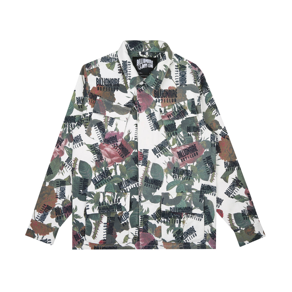 REPEAT PRINT JUNGLE SHIRT