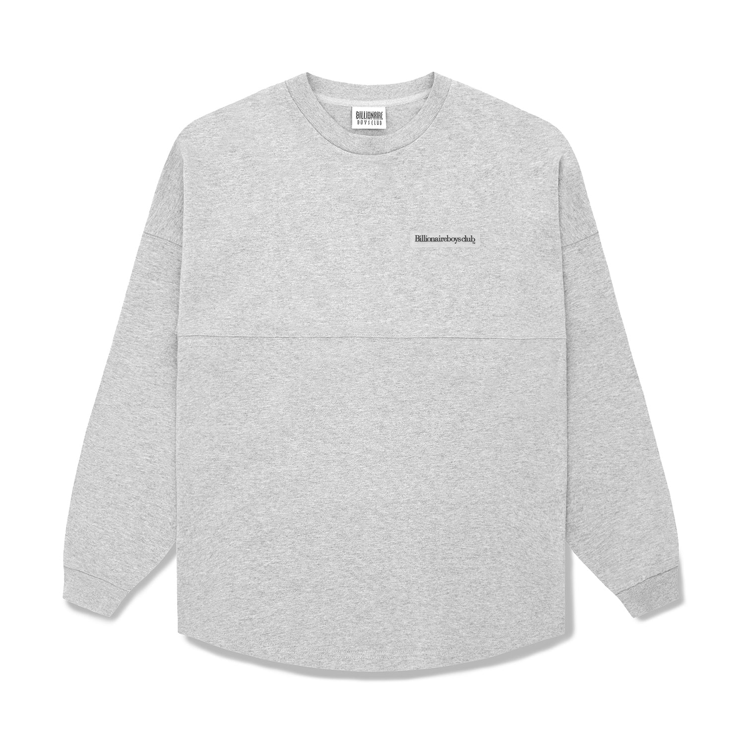 RUBBER PATCH LONGSLEEVE T-SHIRT