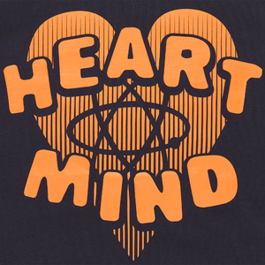 HEART & MIND GRAPHIC T-SHIRT