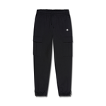 COTTON CARGO SWEATPANTS