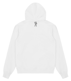 MAGNETIC LOGO POPOVER HOODIE