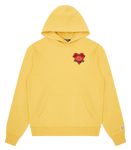 HEART & MIND FELT PATCH POPOVER HOODIE
