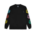 REPEAT ASTRO L/S T-SHIRT