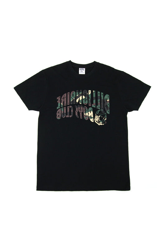 BACKWARDS CAMO SS TEE