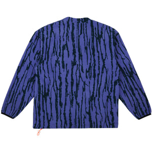 BARK CAMO FLEECE CREWNECK