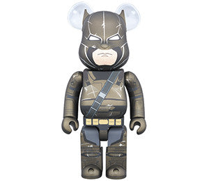 Medicom 400% ARMORED BATMAN
