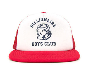 Billionaire Boys Club BILL CLUB TRUCKER HAT