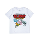 KIDS FLY TRAP SS TEE / WHITE / 2T