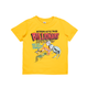 KIDS FLY TRAP SS TEE / CITRUS / 2T