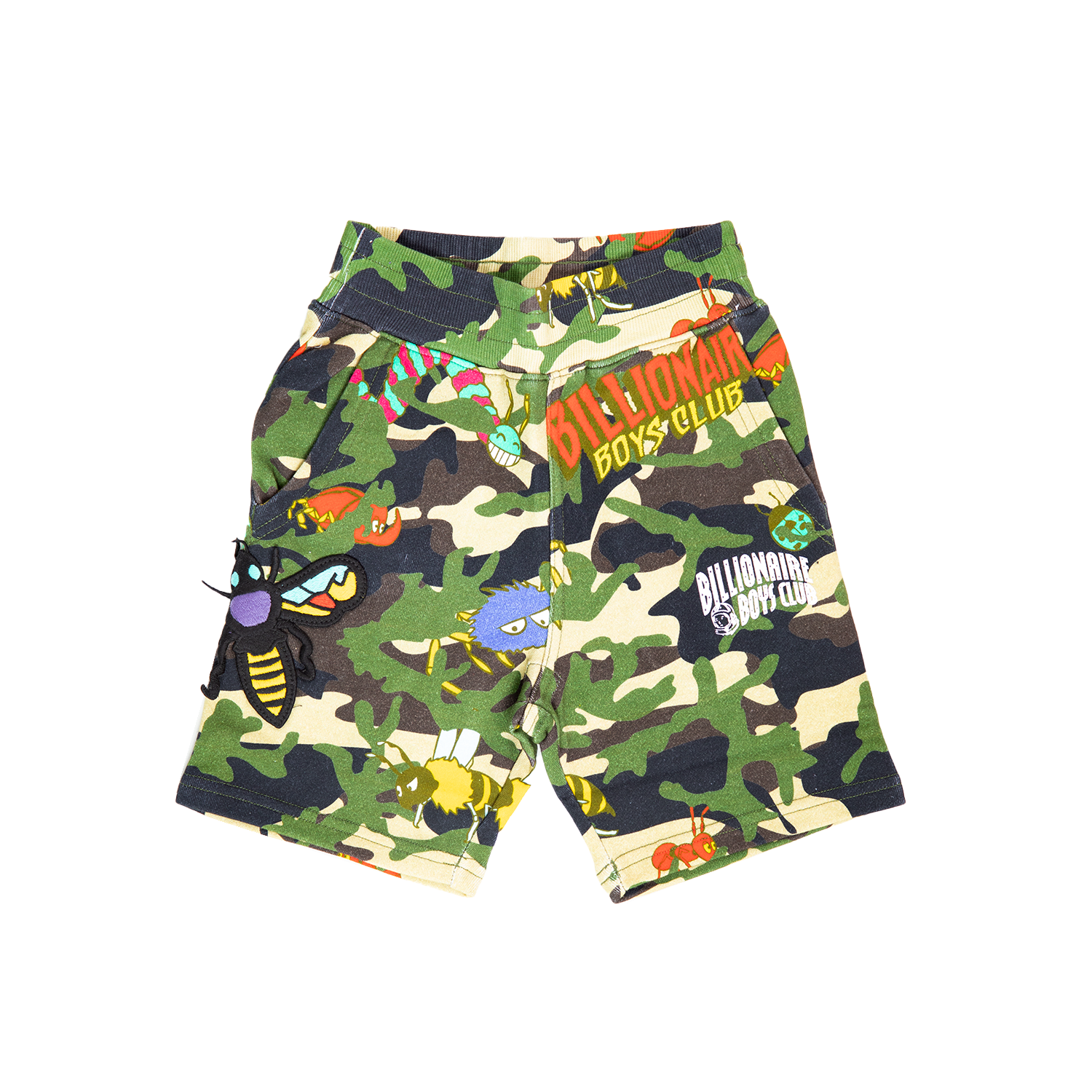KIDS INSECTS SHORT